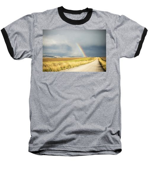 Wide Open Spaces Baseball T-Shirt