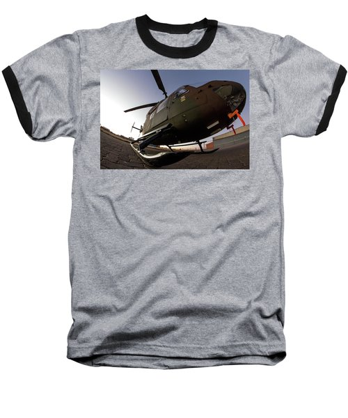 Baseball T-Shirt featuring the photograph Wide by Paul Job