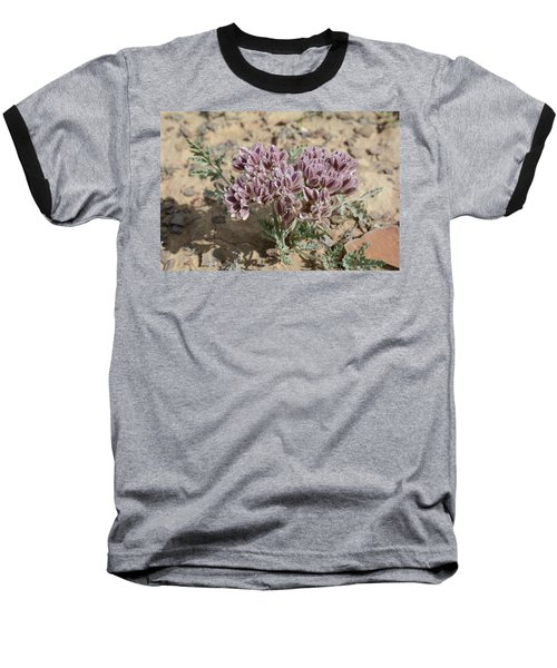 Baseball T-Shirt featuring the photograph Widewing Spring Parsley by Jenessa Rahn