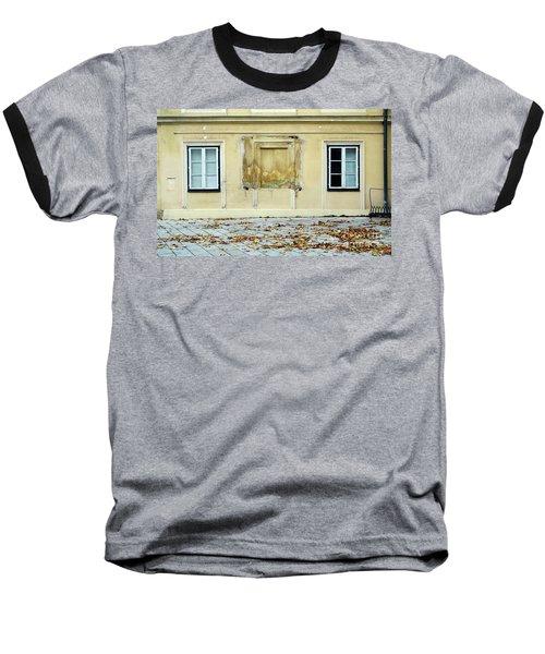 Wiener Wohnhaus Baseball T-Shirt