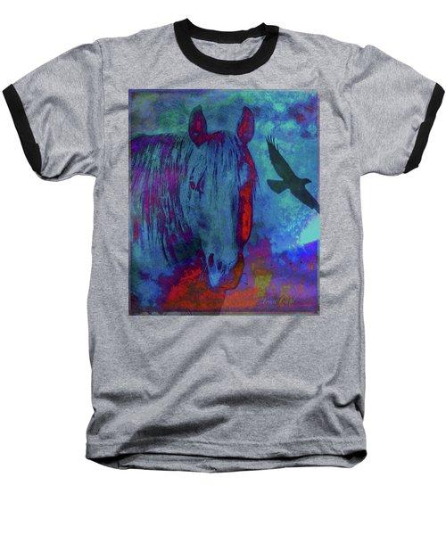 Wild And Free Baseball T-Shirt