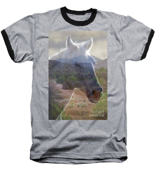 Wild And Free Baseball T-Shirt
