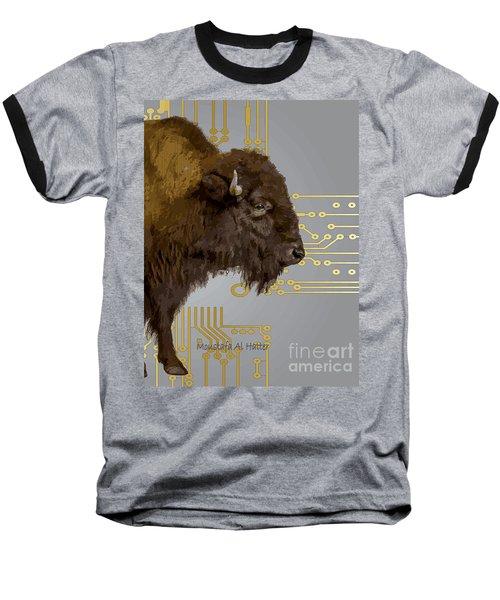 The American Buffalo Baseball T-Shirt