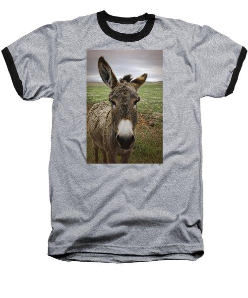 Wild Burro Baseball T-Shirt