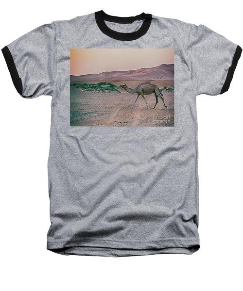 Wild Camel Baseball T-Shirt