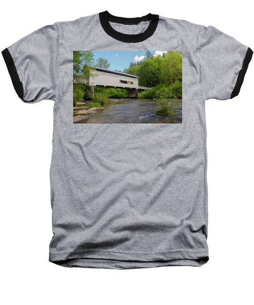 Wild Cat Bridge No. 2 Baseball T-Shirt