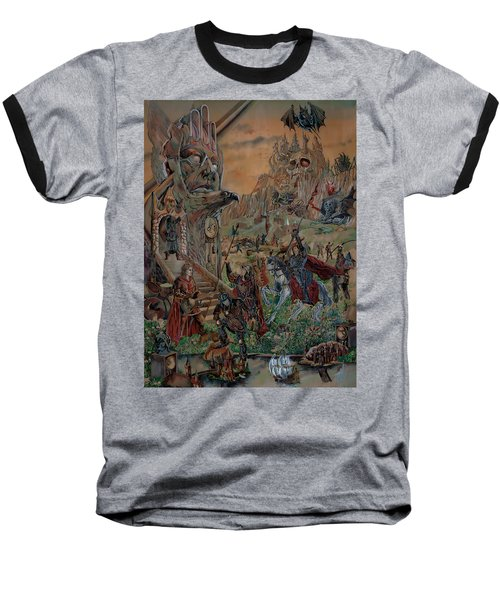 Wild Fantasy Baseball T-Shirt