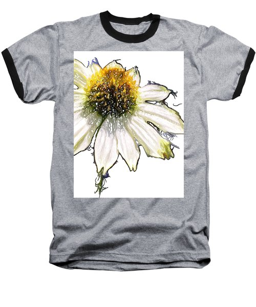 Baseball T-Shirt featuring the photograph Wild Flower Five  by Heidi Smith