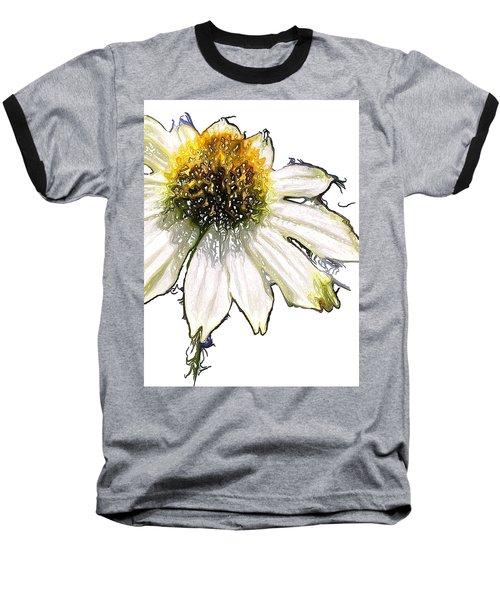 Wild Flower Five  Baseball T-Shirt by Heidi Smith