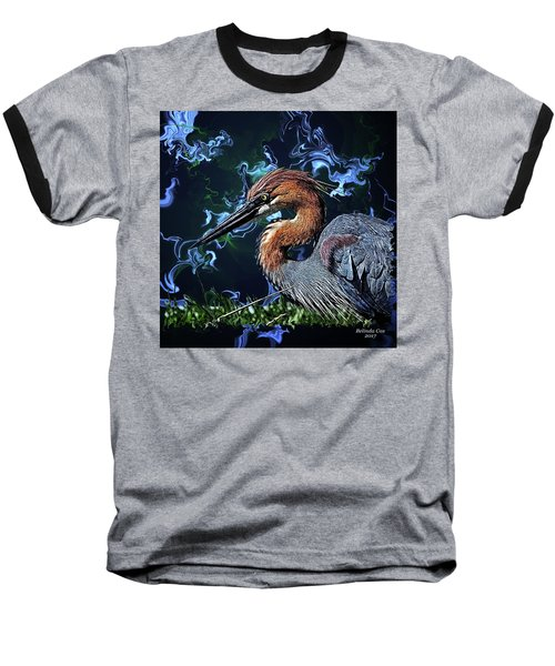 Wild Goliath Herona Baseball T-Shirt
