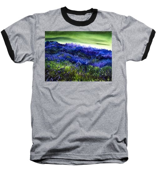 Wild Lavender Baseball T-Shirt