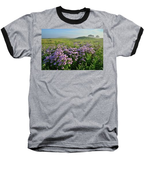 Wild Mints Galore In Glacial Park Baseball T-Shirt