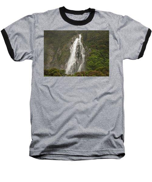 Wild New Zealand Baseball T-Shirt