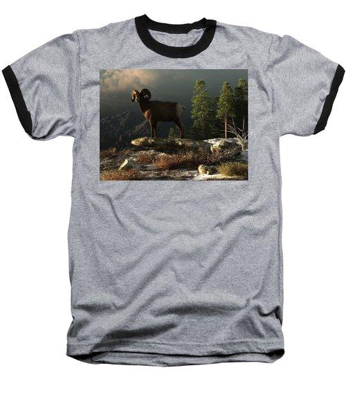 Wild Ram Baseball T-Shirt