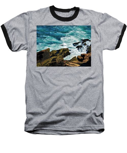 Wild Shore Baseball T-Shirt