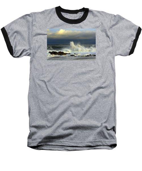 Wild Waves Baseball T-Shirt