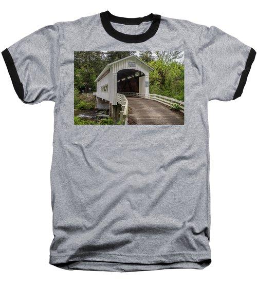Wildcat Creek Bridge No. 1 Baseball T-Shirt