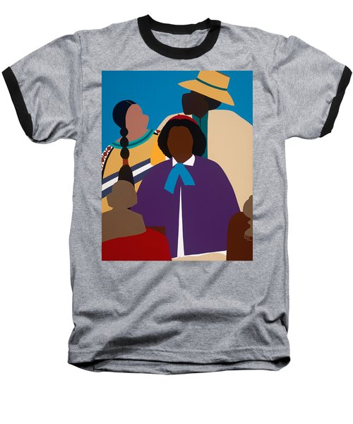 Wildfire A Tribute To Edmonia Lewis Baseball T-Shirt