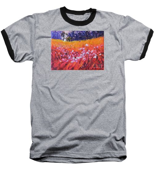 Wildflower I Baseball T-Shirt