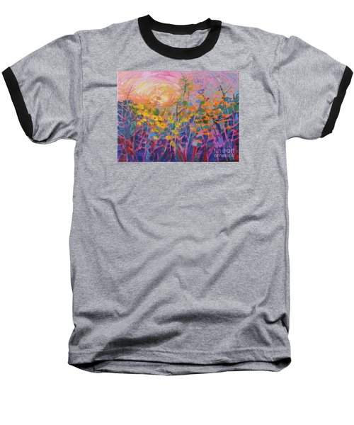Wildflower II Baseball T-Shirt