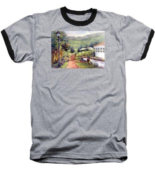 Wildflower Inn Baseball T-Shirt