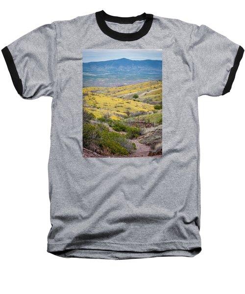 Wildflower Meadows Baseball T-Shirt