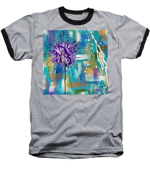 Wildflower No. 1 Baseball T-Shirt
