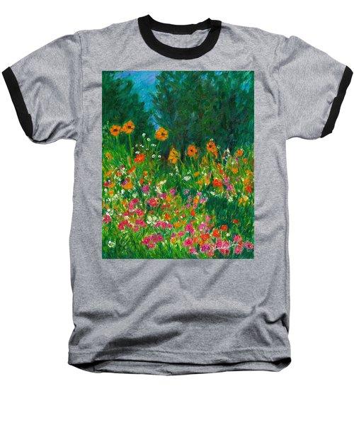 Wildflower Rush Baseball T-Shirt