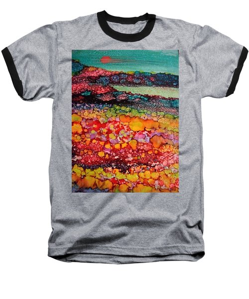 Wildflowers Baseball T-Shirt