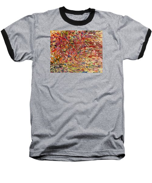 Wildflowers Dancing With The Light Baseball T-Shirt
