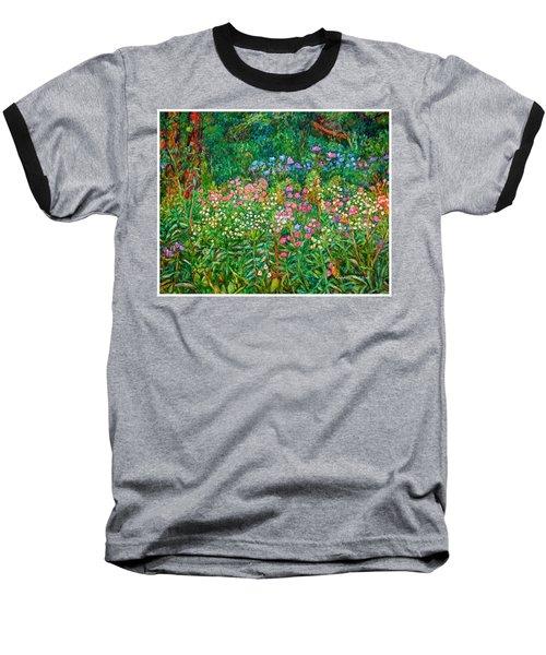 Wildflowers Near Fancy Gap Baseball T-Shirt
