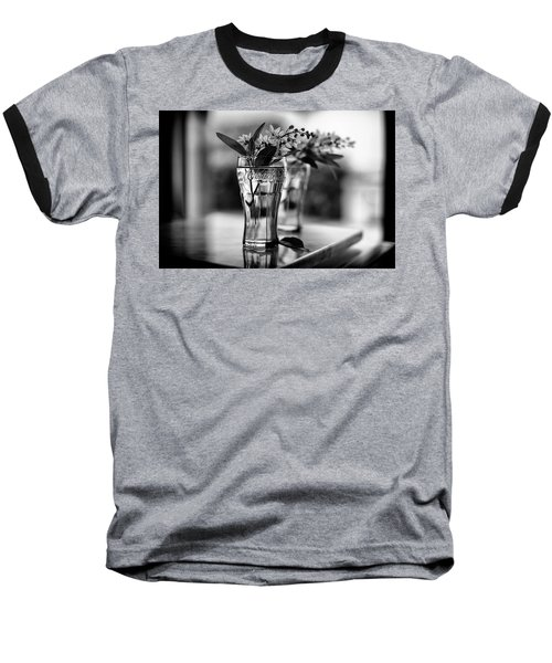 Baseball T-Shirt featuring the photograph Wildflowers Still Life by Laura Fasulo