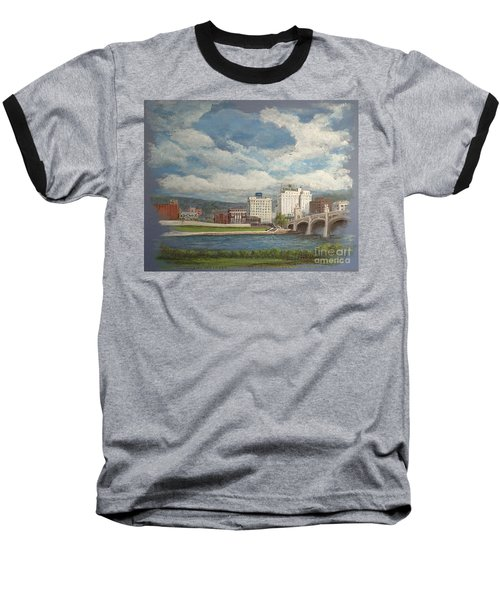 Wilkes-barre And River Baseball T-Shirt