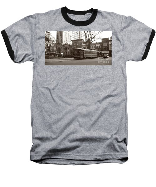 Wilkes Barre Pa Public Square Oct 1940 Baseball T-Shirt