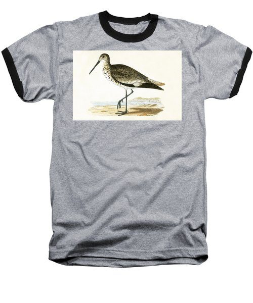 Willet Baseball T-Shirt by English School