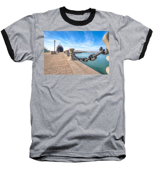 William G. Mather At Harbor Baseball T-Shirt