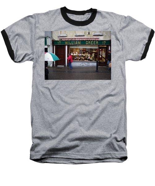 William Greer Baseball T-Shirt