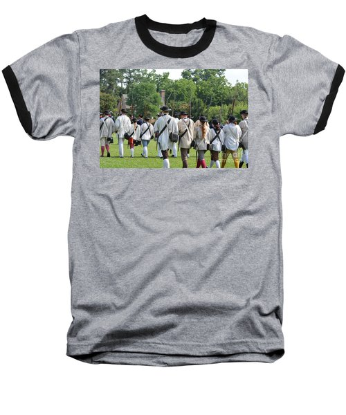 Williamsburg Baseball T-Shirt