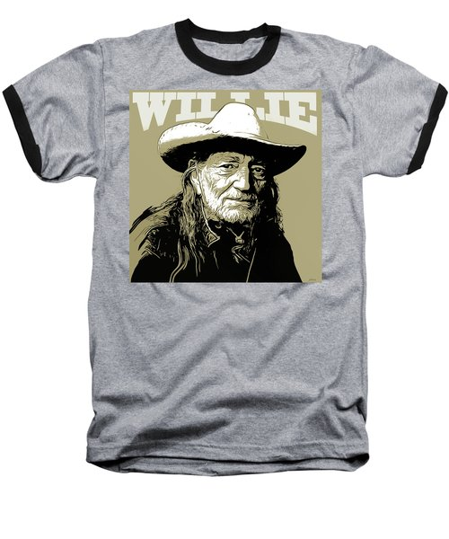 Willie Baseball T-Shirt