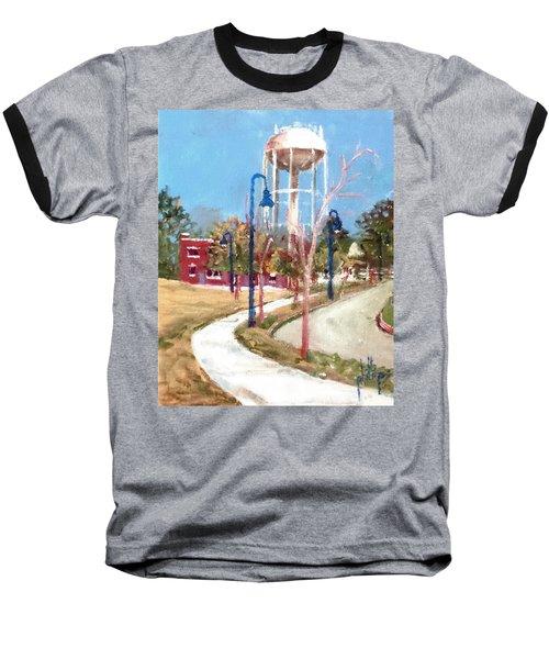 Willingham Park Baseball T-Shirt by Jim Phillips