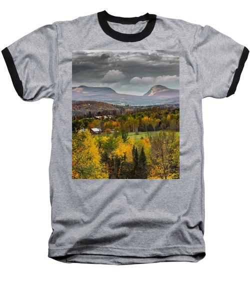 Willoughby Gap Late Fall Baseball T-Shirt