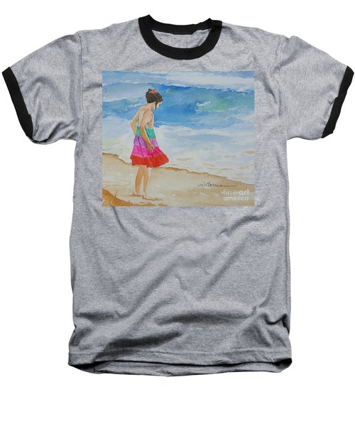 Willow At Rosemary Beach Baseball T-Shirt