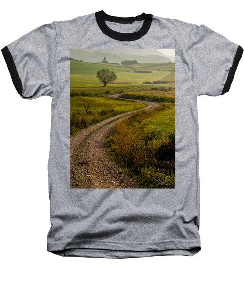Willow Baseball T-Shirt by Davorin Mance
