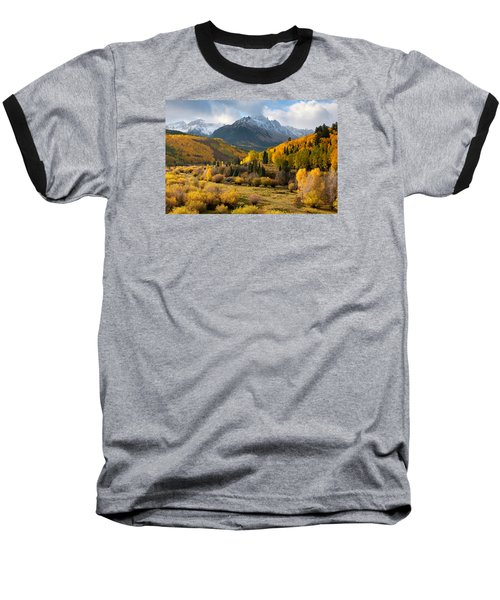 Willow Swamp Baseball T-Shirt by Steve Stuller