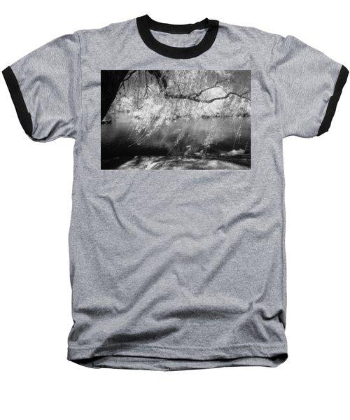 Willow Tree Lake II Baseball T-Shirt