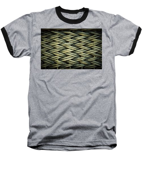 Baseball T-Shirt featuring the photograph Willow Weave by Les Cunliffe