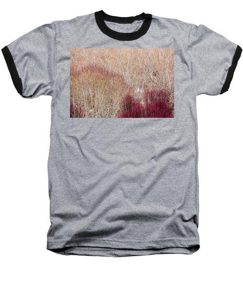 Willows In Winter Baseball T-Shirt