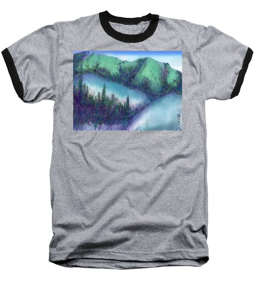Wilmore Wilderness Area Baseball T-Shirt