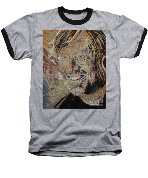 Baseball T-Shirt featuring the painting Wilson by Stuart Engel