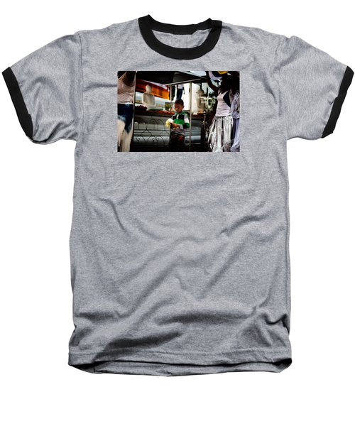 Wilted Baseball T-Shirt